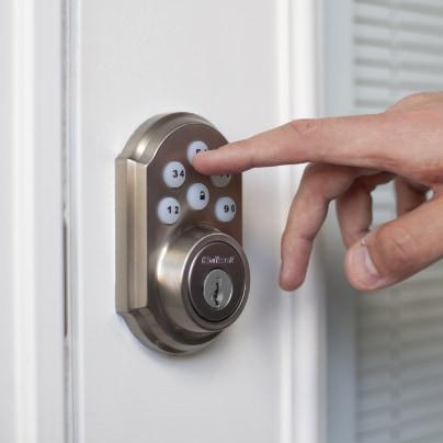 State College smartlock adt